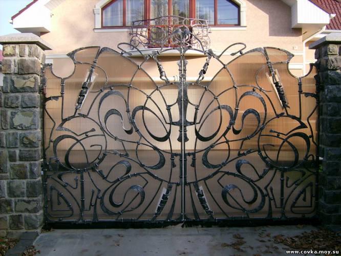 Ворота, калитки, заборы... 684246563